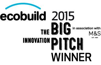 Ecobuild/M&S 2015 Big Innovation Pitch - Winner EndoTherm