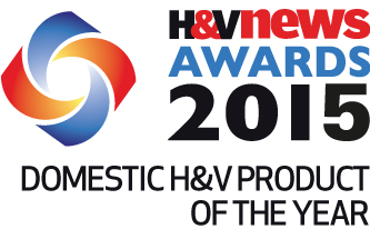 H&V News Awards 2015 - EndoTherm Domestic H&V Product of the Year