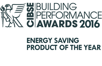 CIBSE Building Performance Awards 2016 EndoTherm Energy Saving Product of the Year