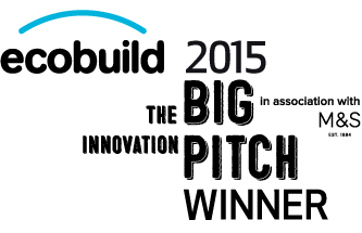 Ecobuild/M&S 2015 Big Innovation Pitch - Winner EndoTherm